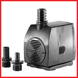 Pond pumps and filters